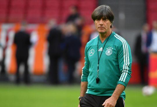 Joachim Löw Deutsche Nationalmannschaft Deutschland Niederlande Elftal Oranje Die Mannschaft Thomas Müller UEFA Nations League Amsterdam
