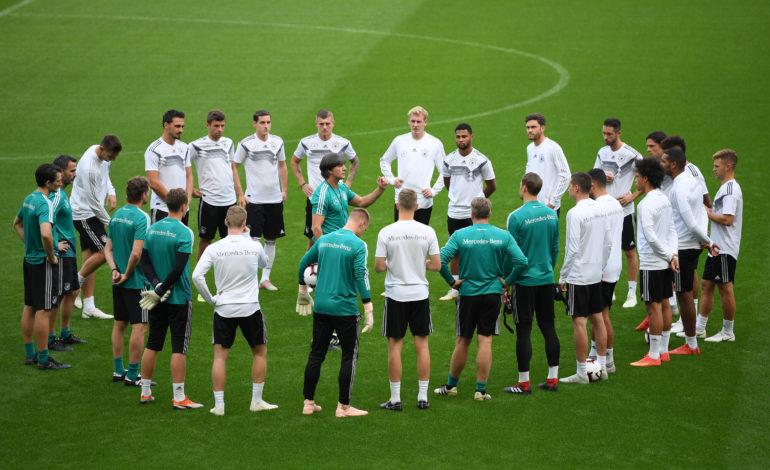 Joachim Löw DFB Deutschland Deutsche Nationalmannschaft UEFA Nations League Frankreich