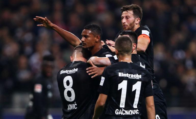 Eintracht Frankfurt Europa League UEFA Adi Hütter Apollon Limassol