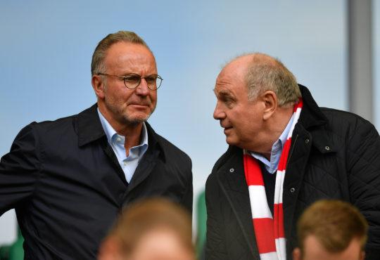 Bayern verpflichtet angeblich französischen Stürmerstar im Sommer