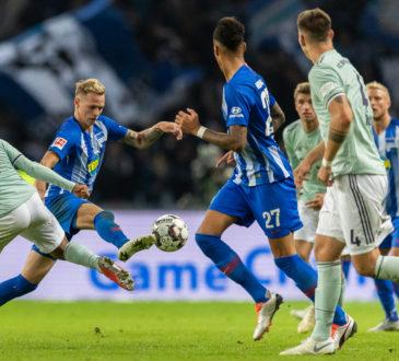 Hertha sendet mit dem Sieg gegen die Bayern ein Signal an die Liga