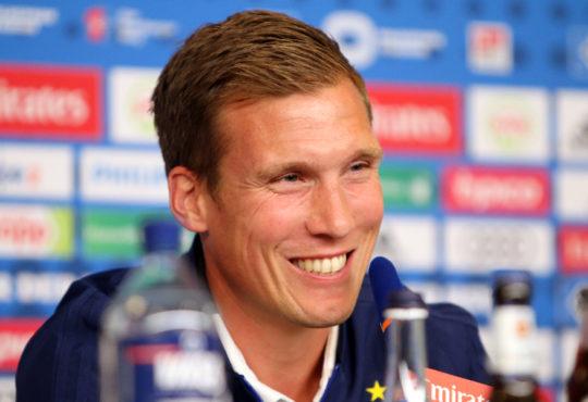 Hannes Wolf: Der neue HSV-Coach im Fokus