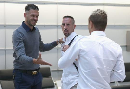 Martin Demichelis spricht über seine Rolle beim FC Bayern