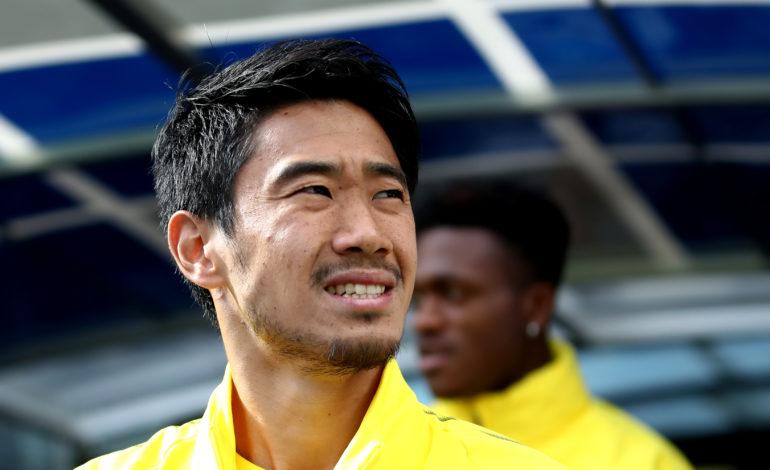 Shinji Kagawa könnte den BVB bald verlassen