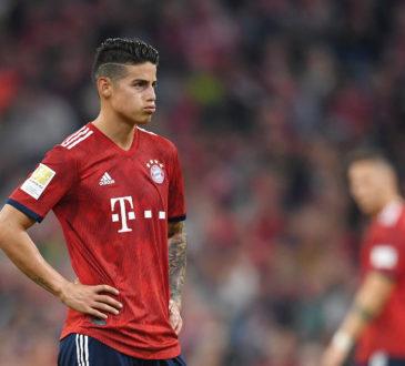 James möchte Bayern verlassen