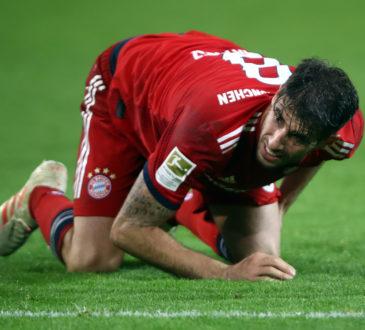 Zuletzt lief es bei Javi Martinez nicht rund. Nun könnte er den FCB verlassen und zu einem internationalen Topclub wechseln.