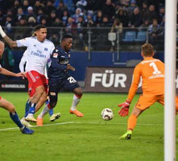 HSV verpasst Sieg gegen Union Berlin