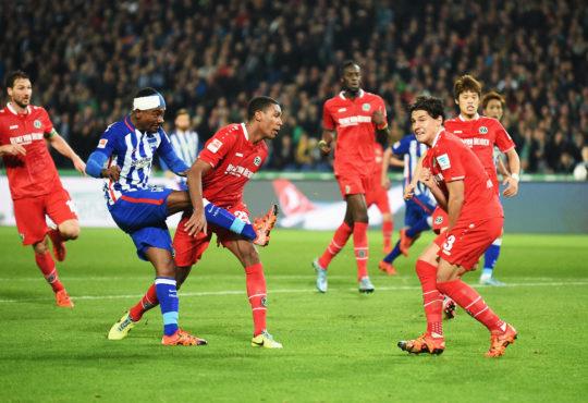 Hannover gegen Hertha bedeutete in den letzten Jahren immer wieder Spektakel