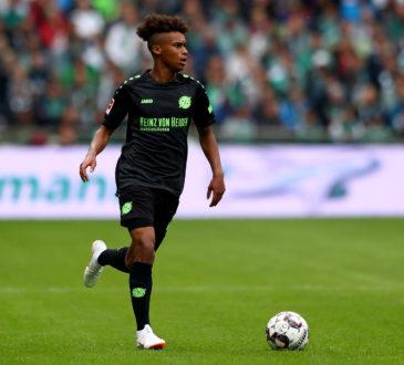 Linton Maina trifft erstmals auf einstige Jugendliebe Hertha BSC