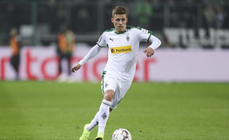 Thorgan Hazard muss bis zum Sommer in Mönchengladbach bleiben