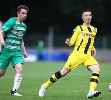 Nachwuchstalent vom BVB im Fokus der Bayern und Leverkusen