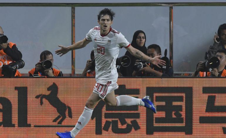 Sardar Azmoun im Fokus von Bayer 04 Leverkusen