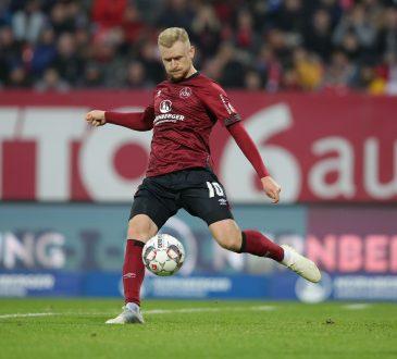 Sebastian Kerk 1.FC Nürnberg Hanno Behrens Tim Leibold Boris Schommers Bundesliga