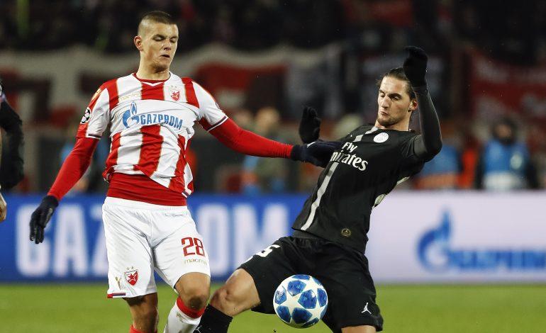 Dejan Joveljic wird von der halben Bundesliga beobachtet.