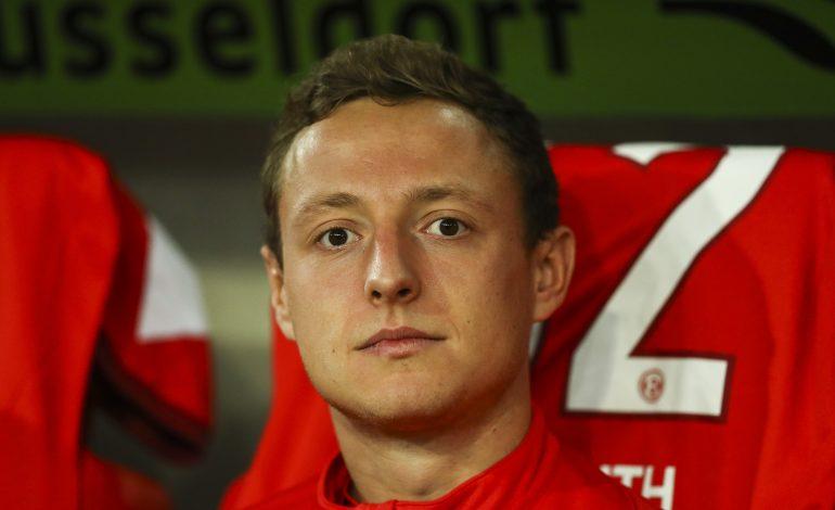 Robin Bormuth Fortuna Düsseldorf 1.FC Nürnberg Hannover 96 Bundesliga