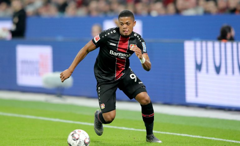 Leon Bailey Bayer Leverkusen Inter Mailand Ivan Perisic Serie A Bundesliga