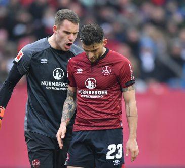 1.FC Nürnberg FC Schalke 04 Christian Mathenia Boris Schommers Michael Köllner Bundesliga Hanno Behrens Georg Margreitter