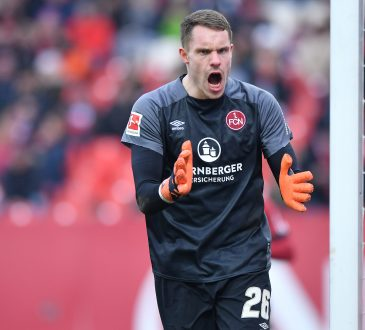 Christian Mathenia 1.FC Nürnberg Bundesliga