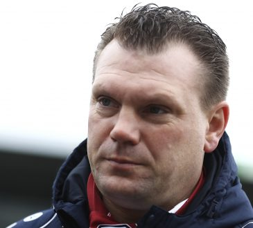 SV Sandhausen-Coach Uwe Koschinat