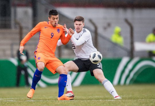 Joel Piroe PSV Eindhoven Mark van Bommel FSV Mainz 05 TSG 1899 Hoffenheim Bundesliga Juventus Turin Oranje Niederlande