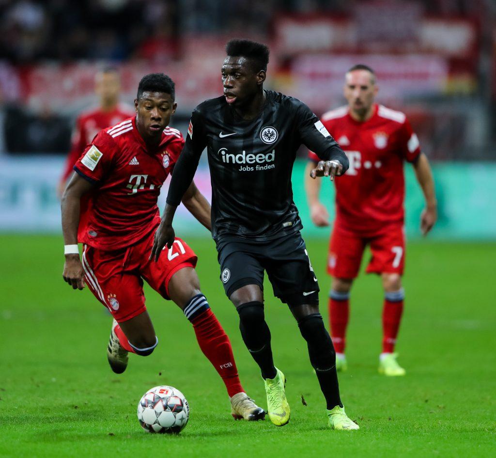 Bayern Gegen Eintracht 2021