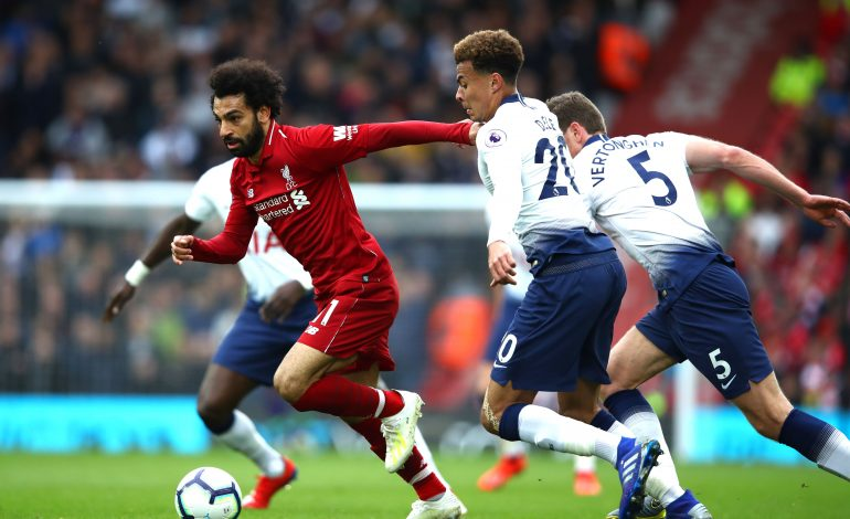 Tottenham Gegen Liverpool