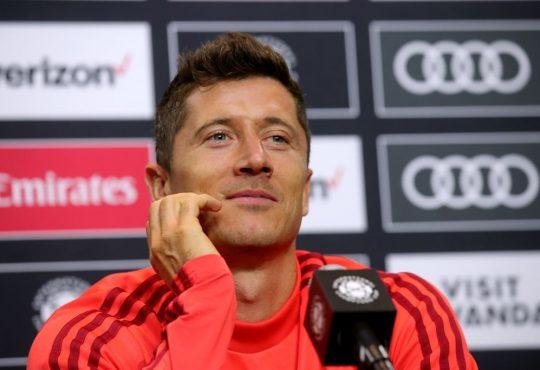 Robert Lewandowski spricht über Bayern-Kader und Vertragsverlängerung