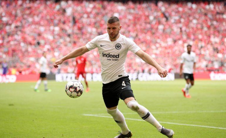 Ante Rebic soll in Frankfurt bleiben