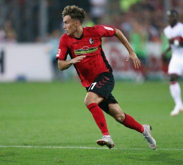 Luca Waldschmidt bekennt sich zum SC Freiburg