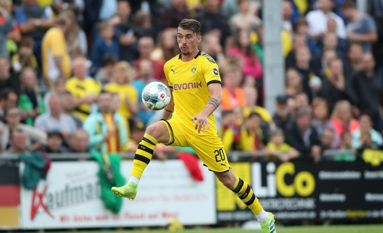 Maximilian Philipp fehlt beim BVB-Training