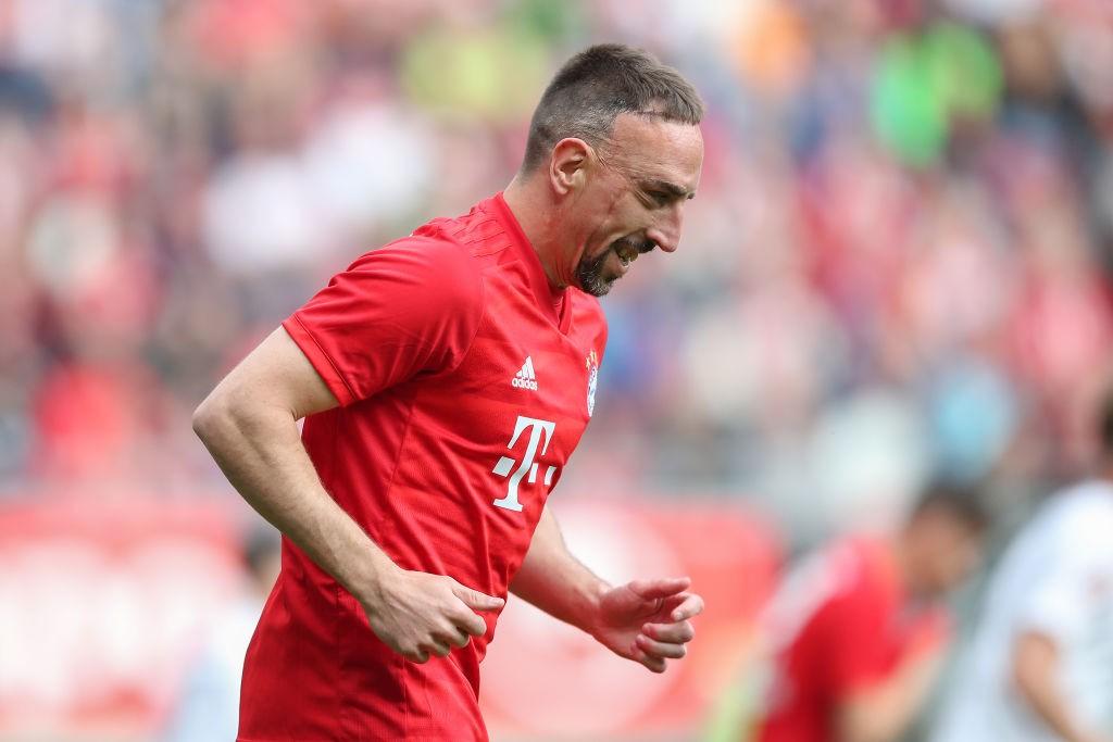 Ribery Wechsel