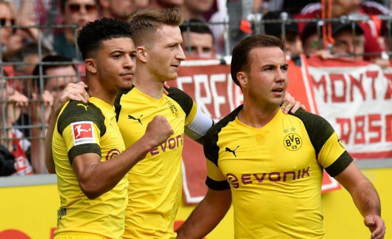 Bundesliga 13. Spieltag