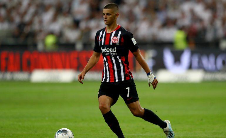 Dejan Joveljic vor Leihe nach Anderlecht