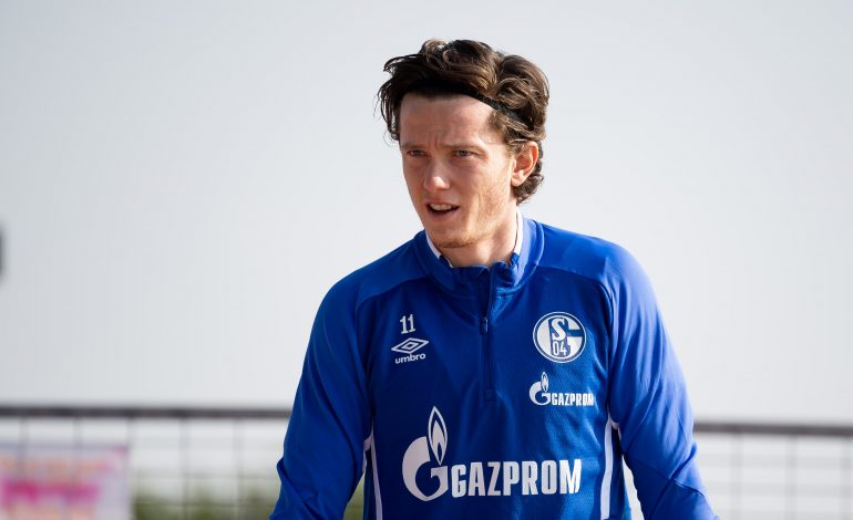 Michael Gregoritsch auf Schalke