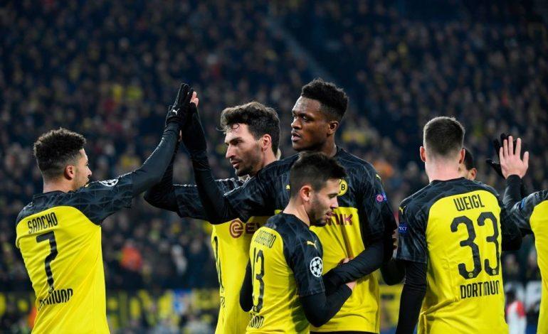Dortmund Gegen Paris