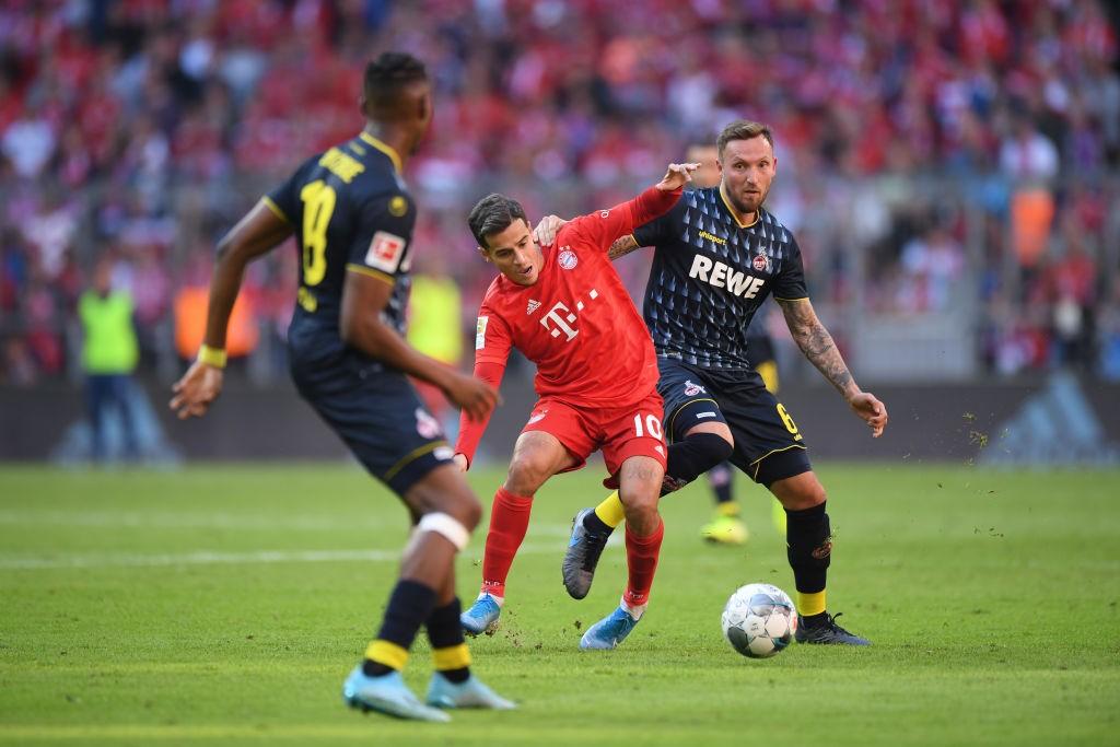 1 Fc Köln Bayern München