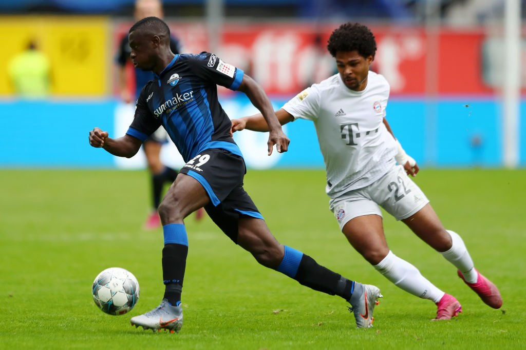 Bayern München Paderborn