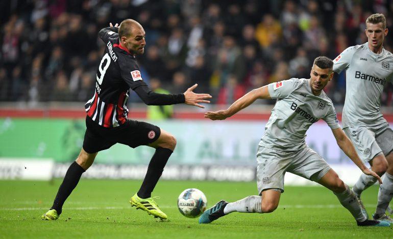Bayer Leverkusen Frankfurt