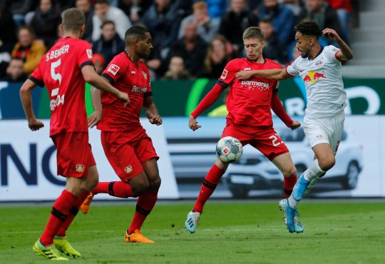 Leverkusen Gegen Porto