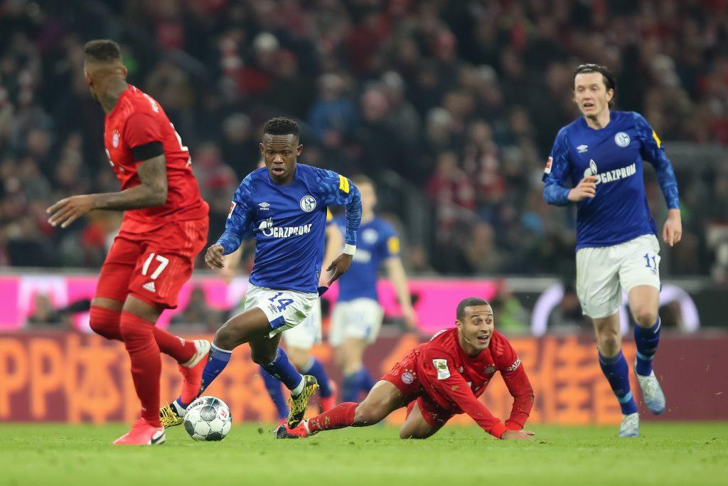 Schalke Gegen Bayern Dfb Pokal