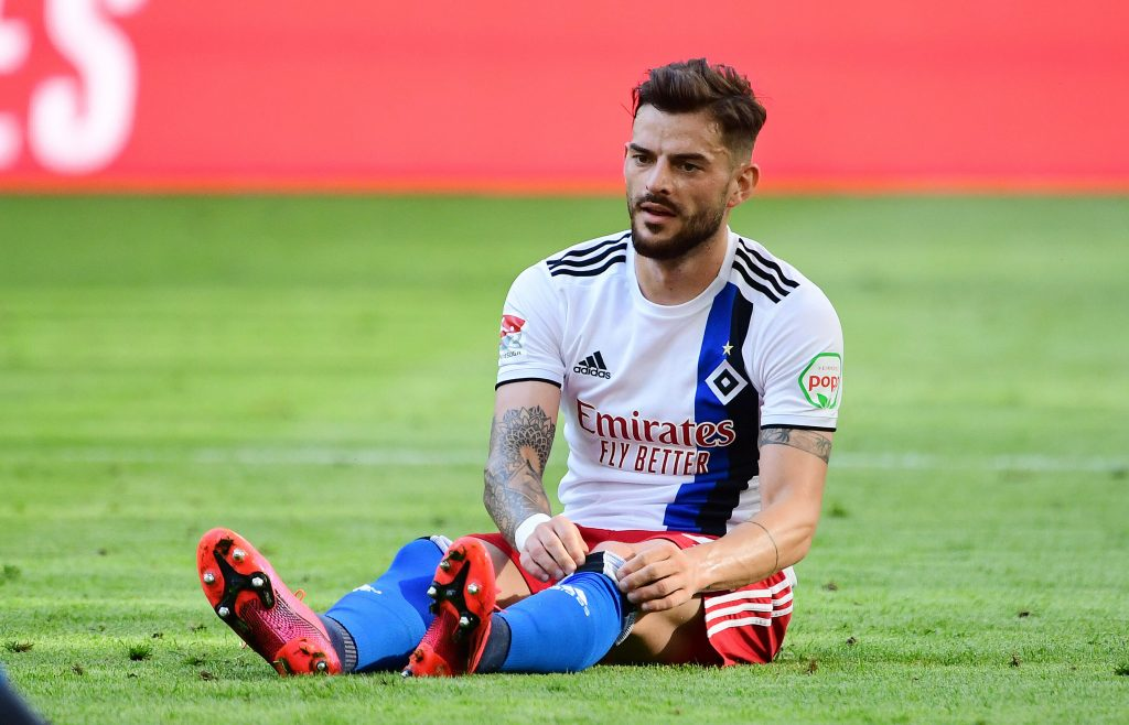 Tim Leibold Hamburger SV HSV