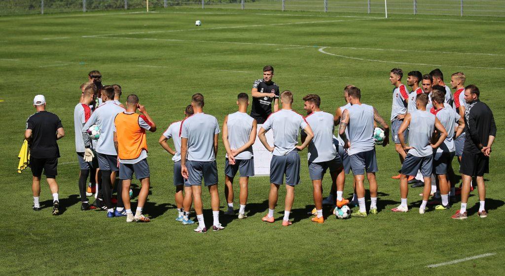 Robert Klauß 1. FC Nürnberg
