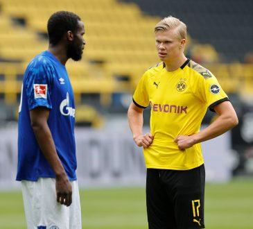 Bundesliga Borussia Dortmund FC Schalke 04