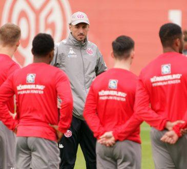 Mainz Bundesliga JAN-MORITZ LICHTE