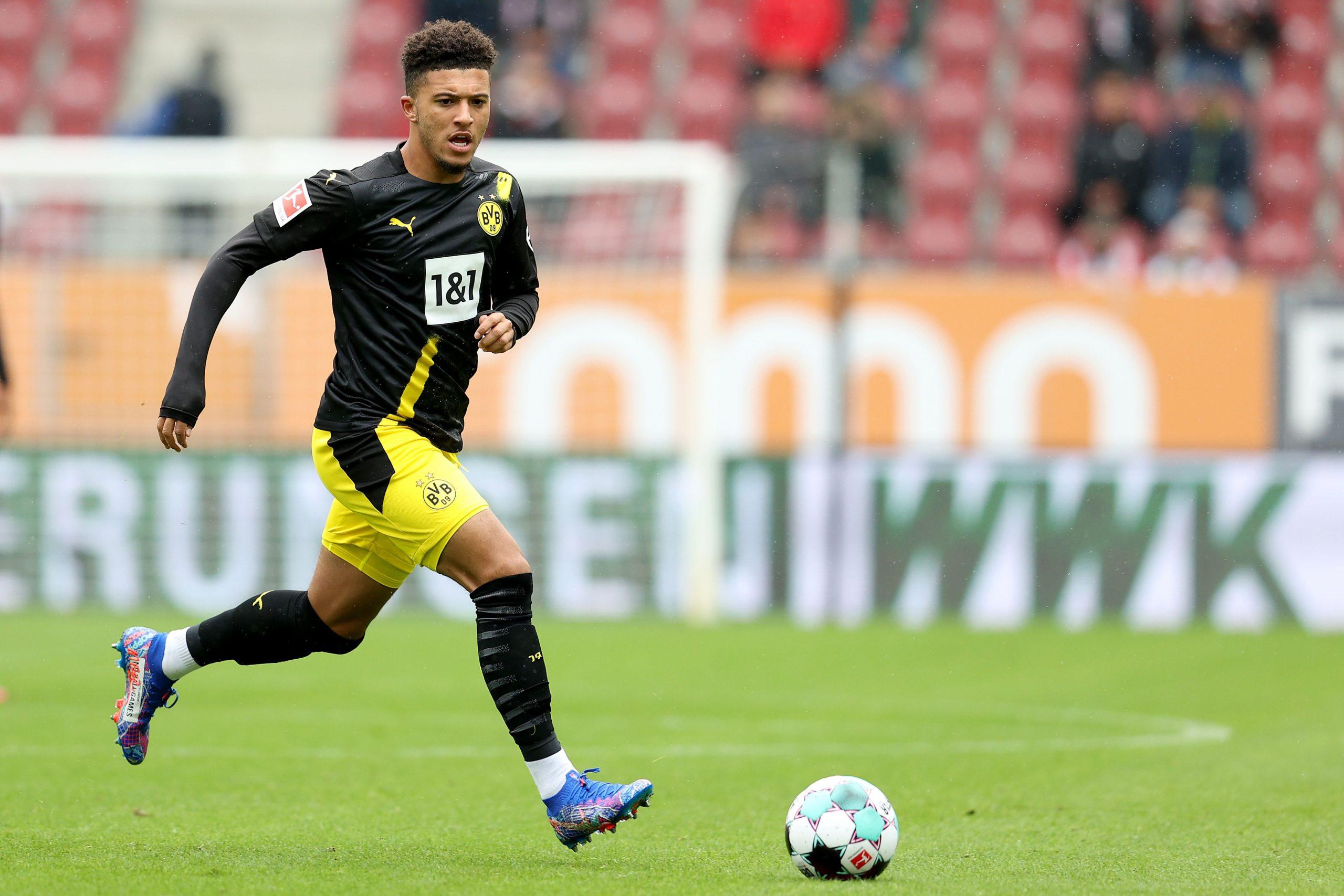 Augsburg Dortmund 2021