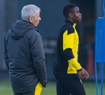 Bundesliga Lucien Favre Youssoufa Moukoko