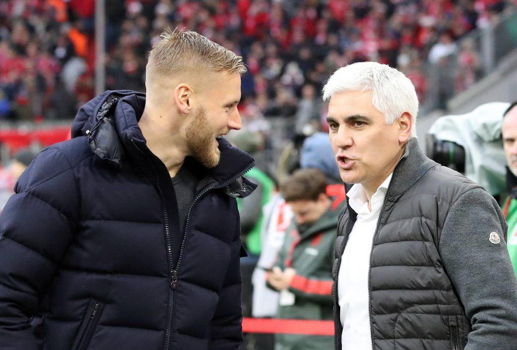 Hanno Behrens 1. FC Nürnberg FC St. Pauli 2. Bundesliga Guido Burgstaller Andreas Bornemann MLS