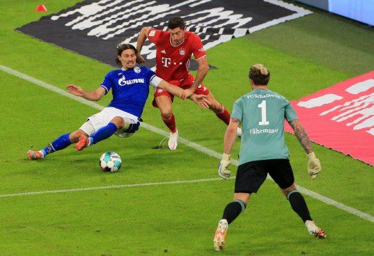 Bundesliga Bayern München Schalke 04
