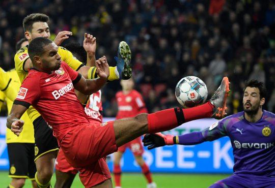 Bundesliga BVB Borussia Dortmund Bayer Leverkusen