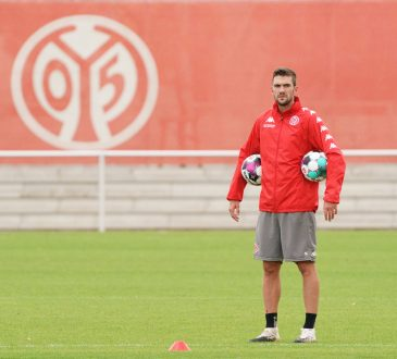 Stefan Bell Bo Svensson Mainz 05 Bundesliga